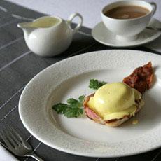Award winning breakfast